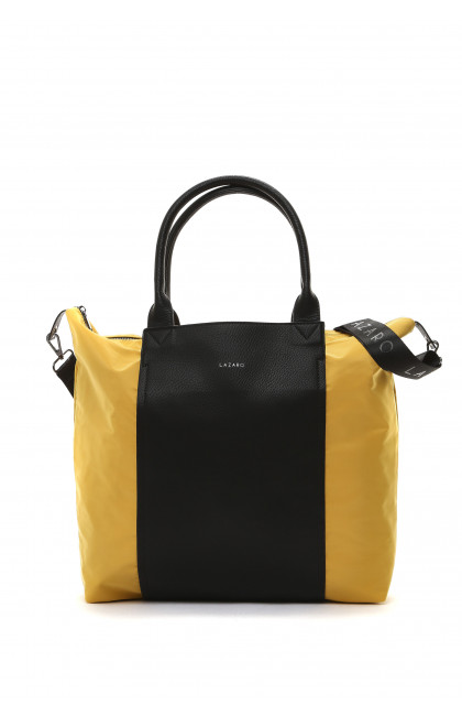Lazaro Shopping London yellow