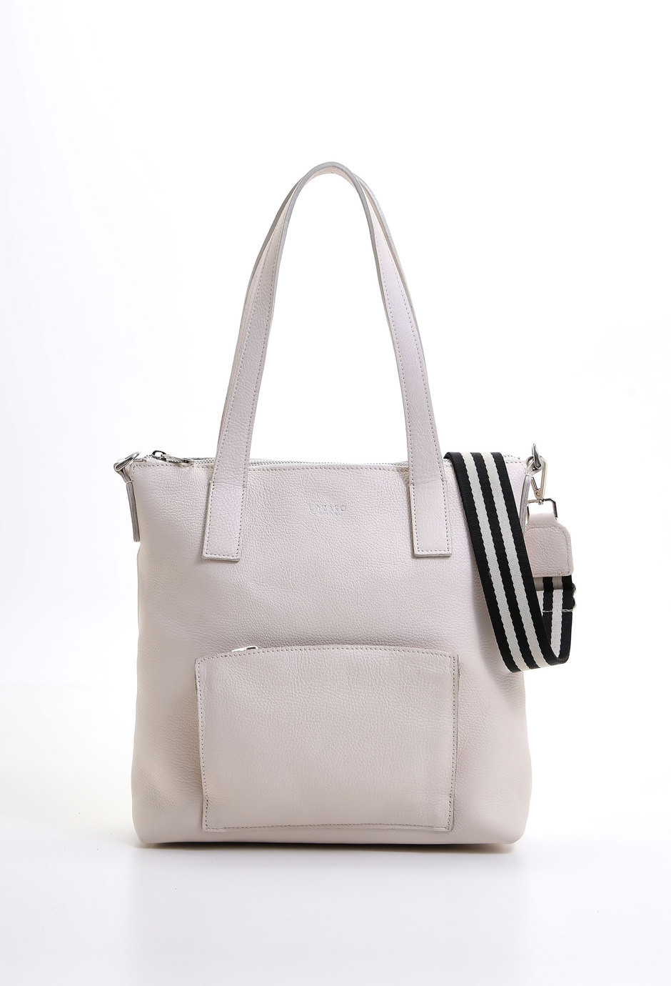 Lazaro Shopper Nogal natural