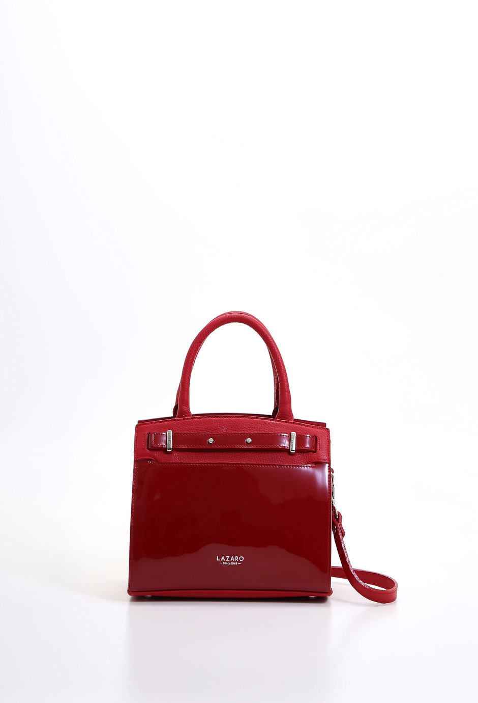 Lazaro Mini Bag Sicilia rojo