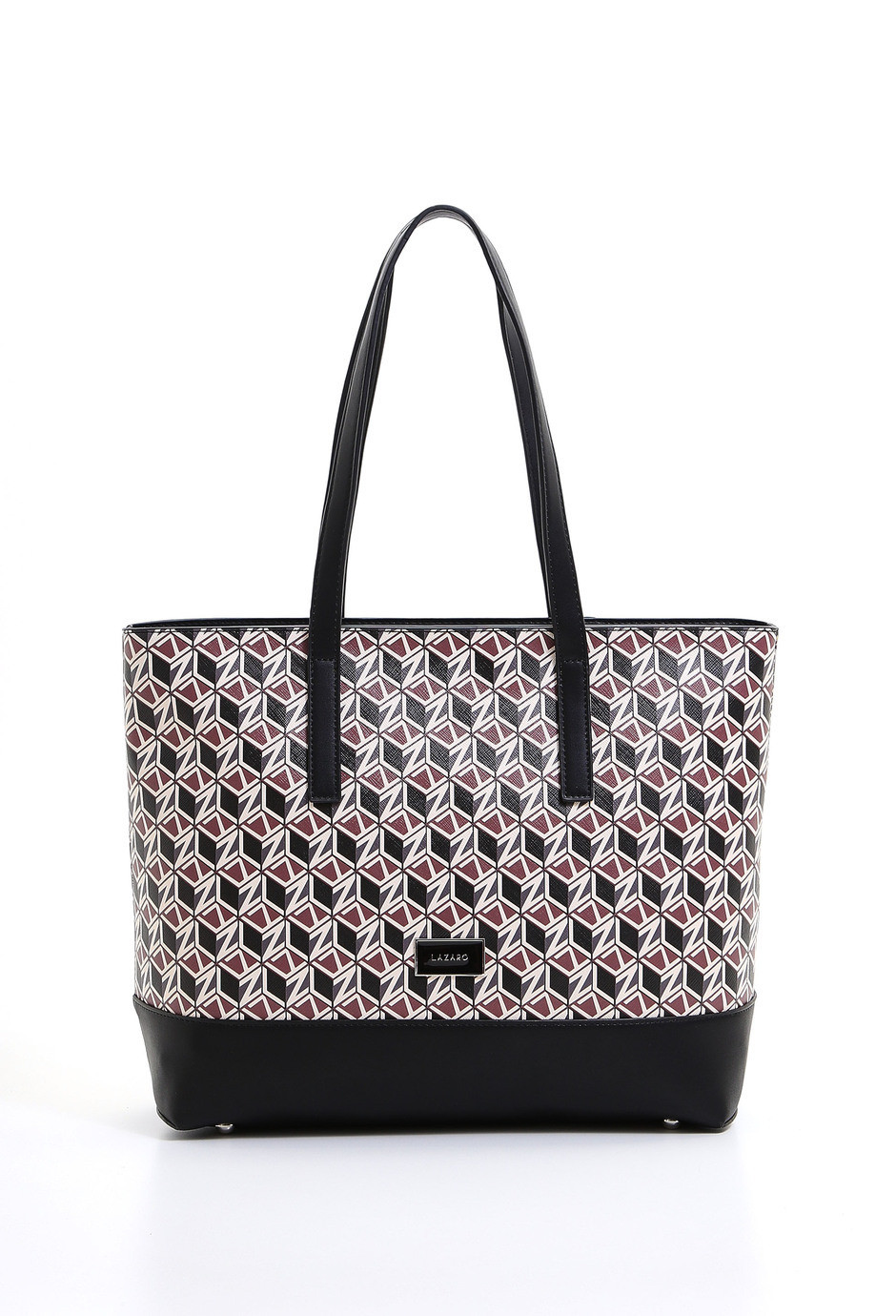 Lazaro Shopping Monogram Negro