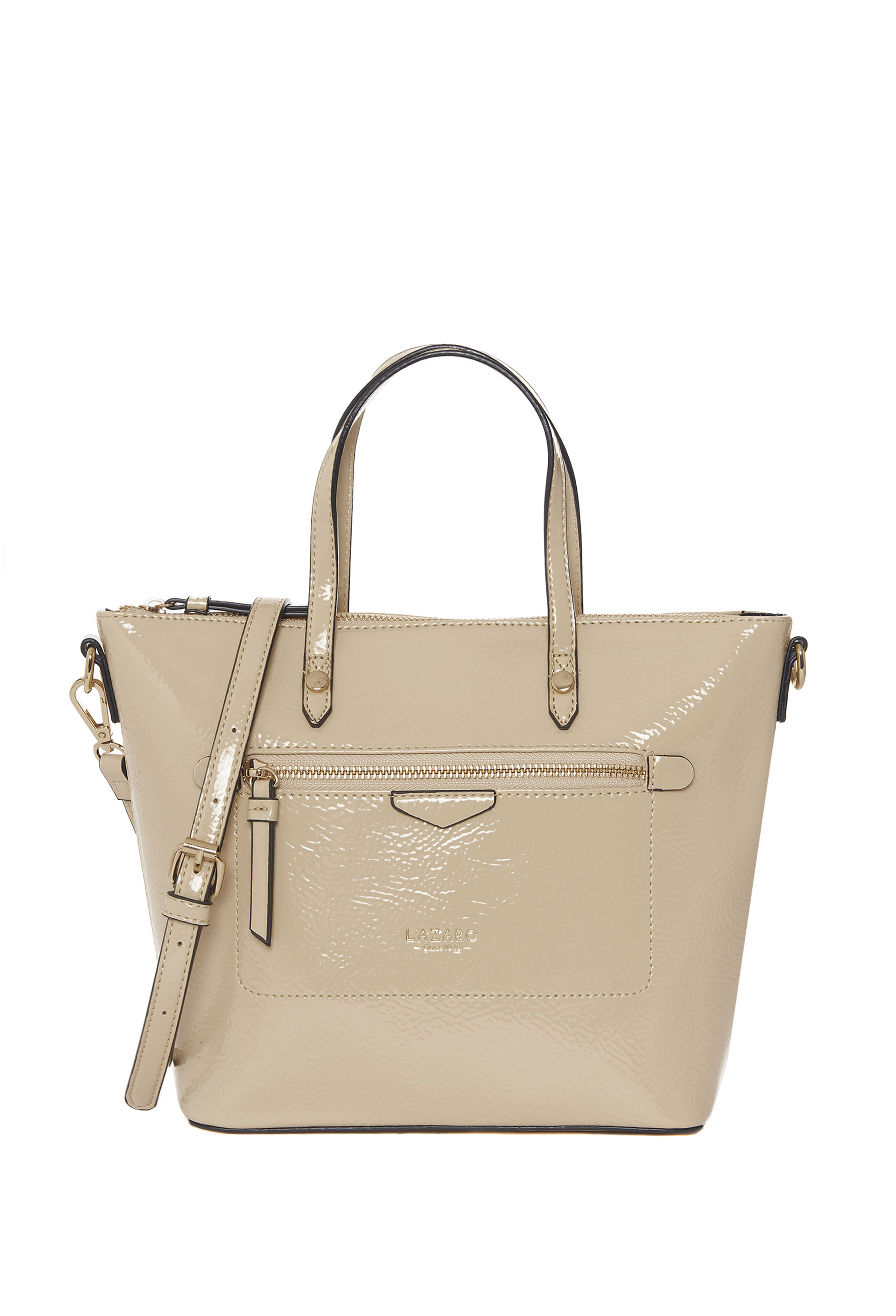 Cartera Nicki beige