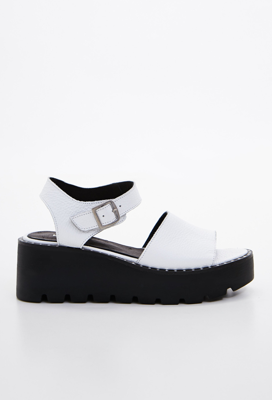 Lazaro Sandalias Kingston blanco